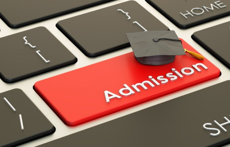 """F"" College Admissions"